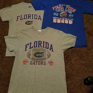 Boys youth Florida Gator T-shirts
